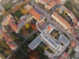 Lumniczer Sándor Kórház-Rendelőintézet (Kapuvári kórház)